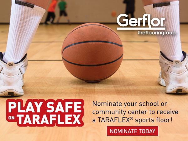 Gerflor Interstitial Play Safe Taraflex