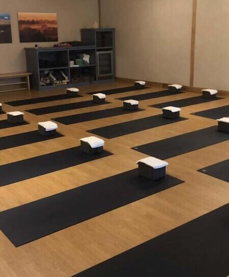 thumbnail: Chelsea Piers Yoga Rooms