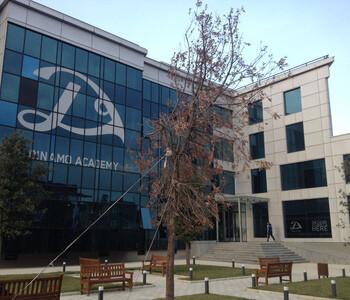 thumbnail: Georgia - Dinamo Tbilissi Academy