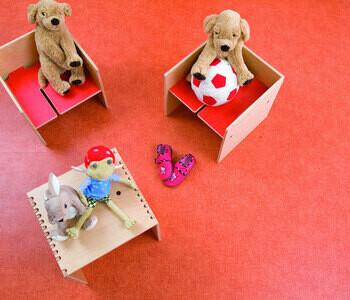 thumbnail: Mini Haus Kindergarten