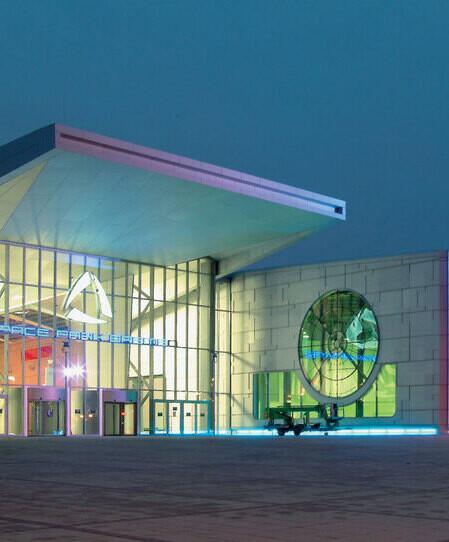 thumbnail: Bremen Space Center