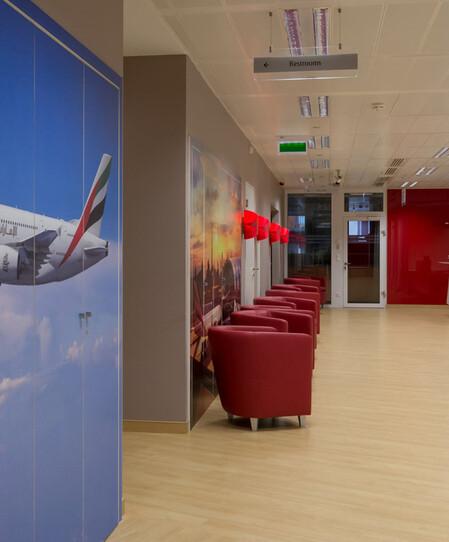 thumbnail: Emirates Premises - Budapest