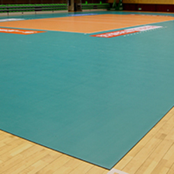 gerflor sports floorings - indoor sports surfaces taraflex
