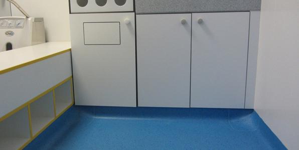 Mipolam Biocontrol Cleanroom Flooring