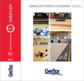 Taraflex Sports Flooring binder